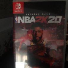 Videojuegos y Consolas Nintendo Switch: NBA 2K20. Lote 284279328