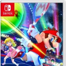 Videojuegos y Consolas Nintendo Switch: MARIO TENNIS ACES - SWI. Lote 285829988