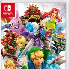 Videojuegos y Consolas Nintendo Switch: HYRULE WARRIORS DEFINITIVE EDITION - SWI. Lote 285830008