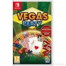 Videojuegos y Consolas Nintendo Switch: VEGAS PARTY - SWI. Lote 285830143