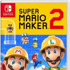 Videojuegos y Consolas Nintendo Switch: SUPER MARIO MAKER 2 - SWI. Lote 285830198
