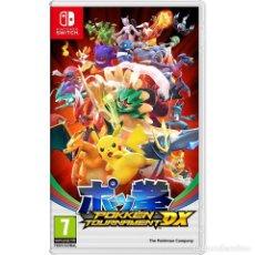 Videojuegos y Consolas Nintendo Switch: POKKEN TOURNAMENT DX - SWI. Lote 285830208