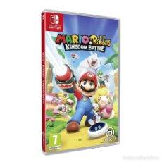 Videojuegos y Consolas Nintendo Switch: MARIO + RABBIDS KINGDOM BATTLE - SWI. Lote 285830233