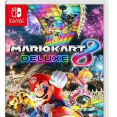 Videojuegos y Consolas Nintendo Switch: MARIO KART 8 DELUXE - SWI. Lote 285830243