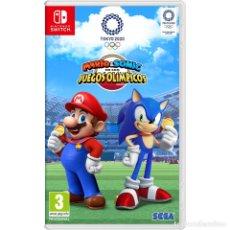 Videojuegos y Consolas Nintendo Switch: MARIO & SONIC JJOO TOKYO 2020 - SWI. Lote 285830248