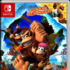 Videojuegos y Consolas Nintendo Switch: DONKEY KONG COUNTRY TROPICAL FREEZE - SWI. Lote 285830258