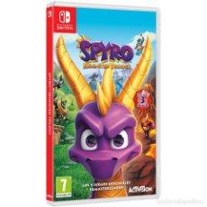 Videojuegos y Consolas Nintendo Switch: SPYRO REIGNITED TRILOGY - SWI. Lote 285830283