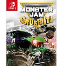 Videojuegos y Consolas Nintendo Switch: MONSTER JAM CRUSH IT! - SWI. Lote 285830293