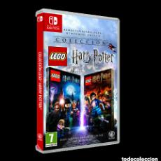 Videojuegos y Consolas Nintendo Switch: LEGO HARRY POTTER COLLECTION - SWI. Lote 285830308