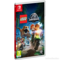 Videojuegos y Consolas Nintendo Switch: LEGO JURASSIC WORLD - SWI. Lote 285830313