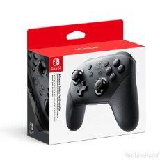 Videojuegos y Consolas Nintendo Switch: CONTROLLER PRO + CABLE USB - SWI. Lote 285830323