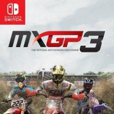Videojuegos y Consolas Nintendo Switch: MXGP 3 THE OFFICIAL GAME - SWI. Lote 285830353
