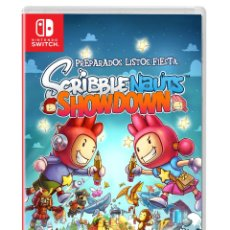 Videojuegos y Consolas Nintendo Switch: SCRIBBLENAUTS SHOWDOWN - SWI. Lote 285830368
