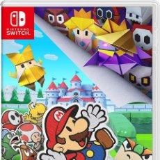 Videojuegos y Consolas Nintendo Switch: PAPER MARIO ORIGAMI KING - SWI. Lote 285830393