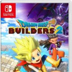 Videojuegos y Consolas Nintendo Switch: DRAGON QUEST BUILDERS 2 - SWI. Lote 285831053