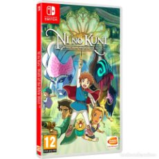 Videojuegos y Consolas Nintendo Switch: NI NO KUNI - LA IRA DE LA BRUJA BLANCA - SWI. Lote 285831118
