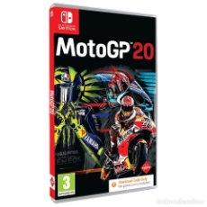 Videojuegos y Consolas Nintendo Switch: MOTOGP 20 - SWI. Lote 285831123