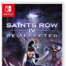 Videojuegos y Consolas Nintendo Switch: SAINTS ROW IV RE-ELECTED - SWI. Lote 285831143
