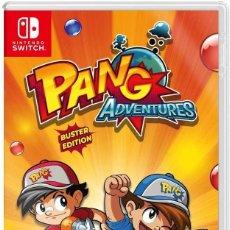 Videojuegos y Consolas Nintendo Switch: PANG ADVENTURES BUSTER EDITION - SWI. Lote 285831148