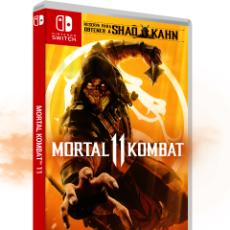 Videojuegos y Consolas Nintendo Switch: MORTAL KOMBAT 11 ESTANDAR - SWI. Lote 285831253