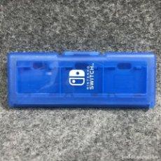 Videojuegos y Consolas Nintendo Switch: ESTUCHE JUEGOS Y MICRO SD 8 EN 1 NINTENDO SWITCH. Lote 287179403