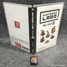 Videojuegos y Consolas Nintendo Switch: NINTENDO LABO TOY CON 04 NINTENDO SWITCH. Lote 287179673