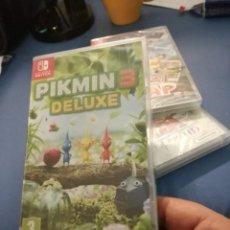 Videojuegos y Consolas Nintendo Switch: NINTENDO SWITCH PIKMIN 3 DELUXE PRECINTADO. Lote 287479848