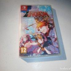 Videojuegos y Consolas Nintendo Switch: ZENGEON NINTENDO SWITCH PAL NUEVO PRECINTADO. Lote 287765283