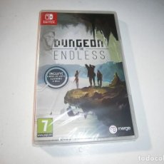Videojuegos y Consolas Nintendo Switch: DUNGEON OF ENDLESS NINTENDO SWITCH PAL NUEVO PRECINTADO. Lote 287768218