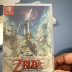 Videojuegos y Consolas Nintendo Switch: NINTENDO SWITCH JUEGO ZELDA HD. Lote 287888618