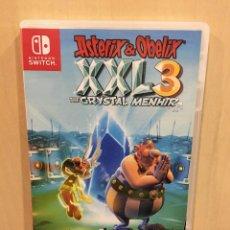 Videojuegos y Consolas Nintendo Switch: ASTERIX & OBELIX XXL 3: THE CRISTAL MENHIR (2ª MANO - BUENO). Lote 288424793
