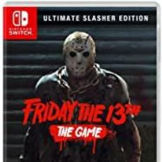 Videojuegos y Consolas Nintendo Switch: FRIDAY THE 13TH: THE GAME - ULTIMATE SLASHER EDITI (2ª MANO - BUENO). Lote 288424813