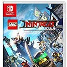 Videojuegos y Consolas Nintendo Switch: LA LEGO NINJAGO PELÍCULA - EL VIDEOJUEGO - SWI (2ª MANO - BUENO). Lote 288424838
