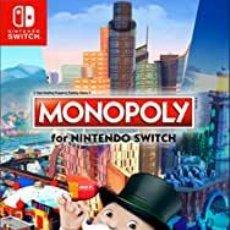 Videojuegos y Consolas Nintendo Switch: MONOPOLY - SWI (2ª MANO - BUENO). Lote 288424843