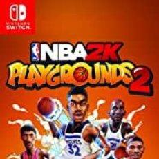 Videojuegos y Consolas Nintendo Switch: NBA 2K PLAYGROUNDS 2 - SWI (2ª MANO - BUENO). Lote 288424873