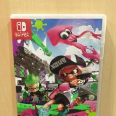 Videojuegos y Consolas Nintendo Switch: SPLATOON 2 - SWI (2ª MANO - BUENO). Lote 288424878