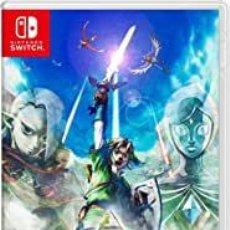Videojuegos y Consolas Nintendo Switch: LEGEND OF ZELDA: SKYWARD SWORD HD - SWI (2ª MANO - BUENO). Lote 288424883