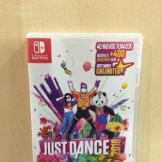 Videojuegos y Consolas Nintendo Switch: JUST DANCE 2019 - SWI (2ª MANO - BUENO). Lote 288424898