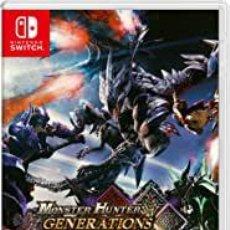 Videojuegos y Consolas Nintendo Switch: MONSTER HUNTER GENERATIONS ULTIMATE - SWI (2ª MANO - BUENO). Lote 288424918