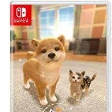 Videojuegos y Consolas Nintendo Switch: LITTLE FRIENDS: DOGS & CATS SWITCH [IMPORTACIÓN FR (2ª MANO - BUENO). Lote 288424923