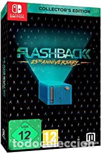 FLASHBACK 25 ANIVERSARIO - SWI (2ª MANO - BUENO) (Juguetes - Videojuegos y Consolas - Nintendo - Switch)