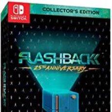 Videojuegos y Consolas Nintendo Switch: FLASHBACK 25 ANIVERSARIO - SWI (2ª MANO - BUENO). Lote 288424928