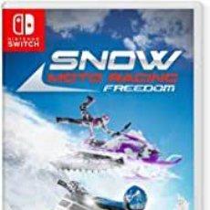 Videojuegos y Consolas Nintendo Switch: SNOW MOTO RACING: FREEDOM - SWI (2ª MANO - BUENO). Lote 288424953