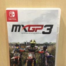 Videojuegos y Consolas Nintendo Switch: MXGP 3 THE OFFICIAL GAME - SWI (2ª MANO - BUENO). Lote 288424958