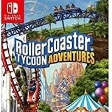 Videojuegos y Consolas Nintendo Switch: ROLLER COASTER TYCOON - SWI (2ª MANO - BUENO). Lote 288424973