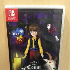 Videojuegos y Consolas Nintendo Switch: THE COUNT LUCANOR - SWI (2ª MANO - BUENO). Lote 288424988
