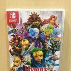 Videojuegos y Consolas Nintendo Switch: HYRULE WARRIORS DEFINITIVE EDITION - SWI (2ª MANO - BUENO). Lote 288425008