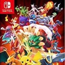 Videojuegos y Consolas Nintendo Switch: POKKEN TOURNAMENT DX - SWI (2ª MANO - BUENO). Lote 288425018