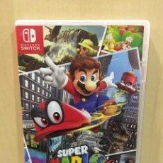Videojuegos y Consolas Nintendo Switch: SUPER MARIO ODYSSEY - SWI (2ª MANO - BUENO). Lote 288425023