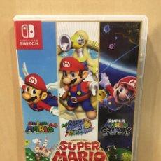 Videojuegos y Consolas Nintendo Switch: SUPER MARIO 3D ALL-STARS - SWI (2ª MANO - BUENO). Lote 288425038